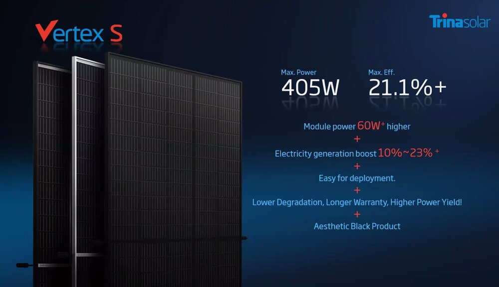 Trina Vertex 380-405Wp nu verkrijgbaar bij 1-2-3Zon&Energie